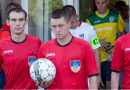 Євген Цибулько – арбітр матчу «Волинь» – «Прикарпаття»