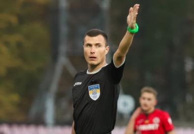 Олег Когут розсудить матч «Карпати» Г – «Чайка»