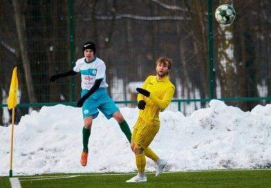 БУКОВИНА U19 – ВАРАТИК – 3:2. Товариський матч