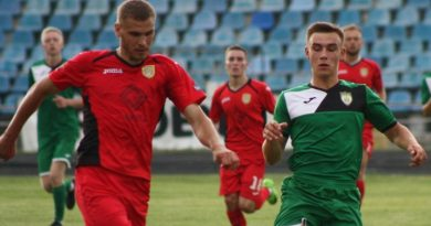 БУКОВИНА U19 – ПОКУТТЯ – 1:1. Товариський матч