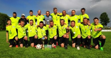Тлумацький р-н: «Прибилів» – чемпіон району, результати 18-го туру