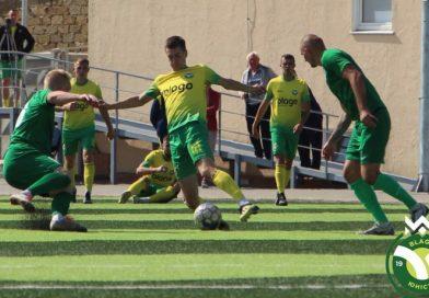 «Благо-Юність» розпочинає з перемоги у фінальному турнірі Кубка областей